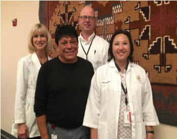 Sonoma County Indian Health BH team